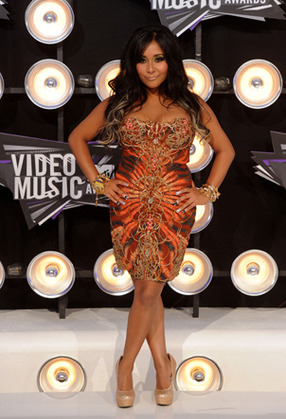 Snooki  © Getty Images